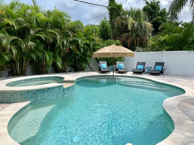 Photo for Private Heated Pool and Spa- Pet Friendly