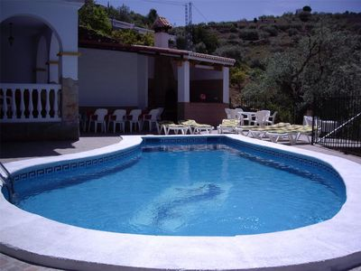 Photo for Country house for 20-22 persons, with swimming pool