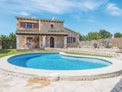 Photo for Peaceful setting with pool - Villa Pau