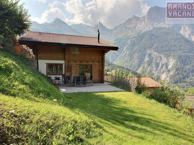 Photo for Beautiful Chalet Chez Cheryl in Mayens-de-Chamoson