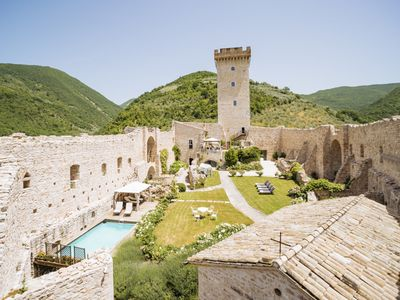 Photo for 5 bedroom Chateau, sleeps 10 with Pool, Air Con and FREE WiFi