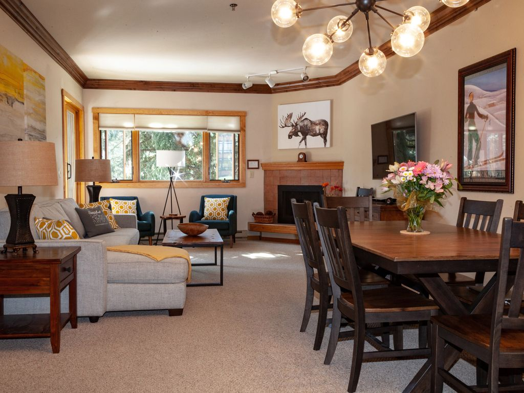 Newly Remodeled + Family Friendly + Steps to Base + Mountain View + ...