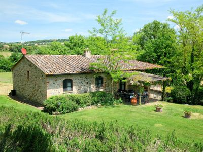 Photo for Vacation home Podere S Giovanni in Casole d'Elsa - 12 persons, 5 bedrooms