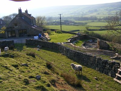 Photo for Midweek Farm Cottage Stay for Couples in the North York Moors, term-time only