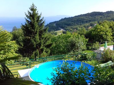 Photo for Family friendly house with a swimming pool Veprinac (Opatija) - 3447