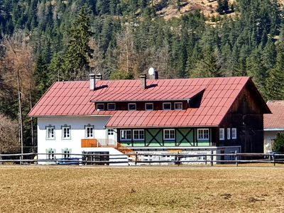 Photo for The nussi, s chalet 1 Bach