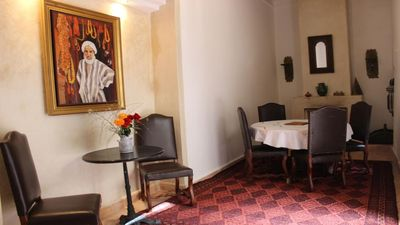 Photo for Riad Jnan El Cadi - Luxury Room for 2 people