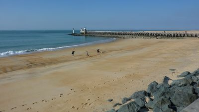 Photo for Apartment Capbreton 4-6 people in the Golden Triangle. Beach and Port at 100 m