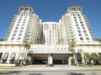 Photo for Beautiful!! Beachy Updated & Stocked Across From The Beach & Near Pier Park!