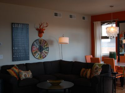 Photo for Another Brand New Old Town Condo - Upscale Comfort Just Steps from the Action!