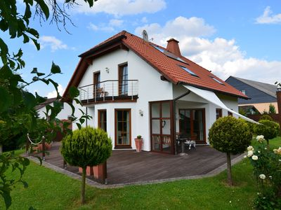 Photo for Unique holiday house with a spa in the Hesse region