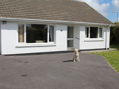 Photo for Family friendly bungalow in quiet, rural location near the sea