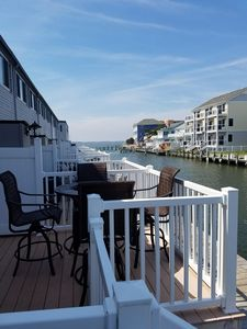 Photo for Bayside canal front townhome