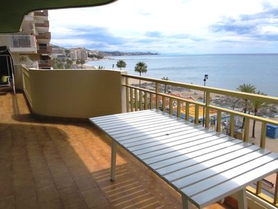 Photo for Ref: 249 - 3 bedrooms facing the beach with communal pool and parking