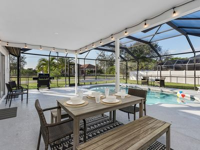Photo for ***THE REFRESH HOME - Heated Pool - 2 Kings - Kid Friendly - Newly Renovated!***