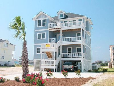 Photo for Fabulous 8 BR, 8BA Ocean View Home in Rodanthe