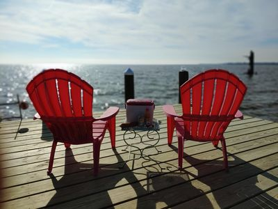 WATERWINDS we are open and on the water.  Come stay with us!