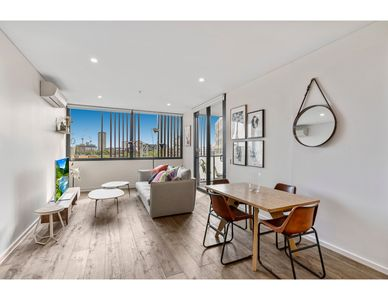 Photo for Hip two-bedroom pad in up and coming neighbourhood