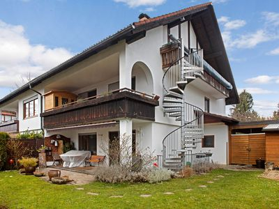 """Photo for Cosy Apartment """"Frey Lindau"""" with Wi-Fi, Balcony & Garden; Parking Available"""