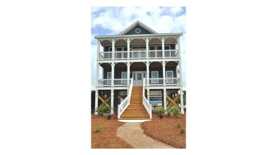 Photo for Beautiful Home w/ 5 bedrooms-3.5 bathrooms-Beach Across the Street-Sleeps13