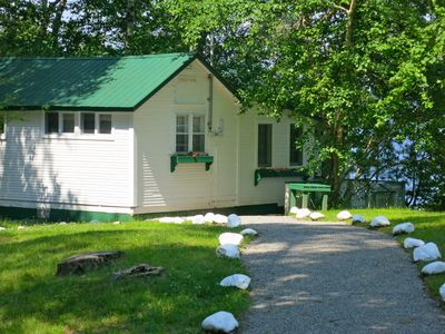 Photo for Shady Nook Cottage at Birch Cliff Lodge