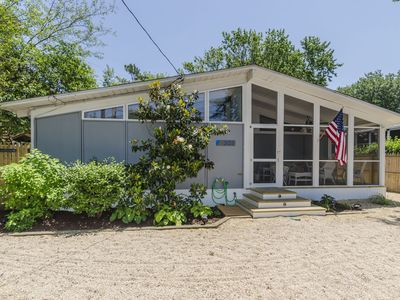 Photo for Beautiful California Style House 2 Blocks to the Beach. Walk to Dewey & Rehoboth