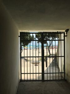 Photo for Holiday apartment facing the sea