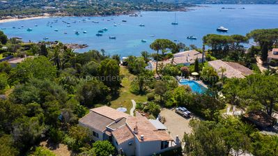 Photo for Villa Azur, a few steps from the beaches ..