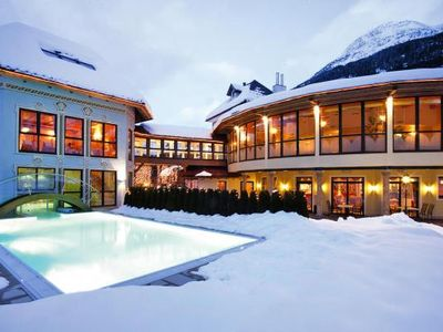 Photo for Apartments Castello Falkner, Sölden  in Ötztal - 10 persons, 4 bedrooms