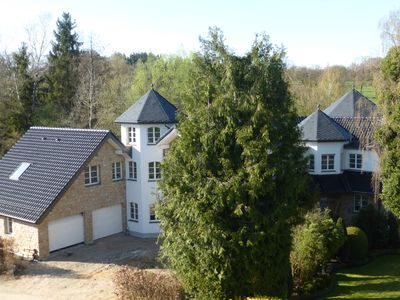 Photo for New building - Apartment on the Eifelsteig - Holidays in the border triangle, Eifel, Monschau