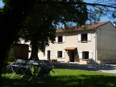 Photo for GRAND COTTAGE IN THE LAND OF DOORS ARIEGE PYRENEES