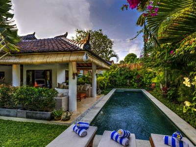 Photo for 3 Br-an open style Villa in Seminyak