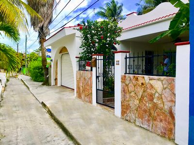 Photo for Walk to Caribbean Beach from Isla Mujeres Studio with Kitchenette