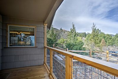 Find optimal relaxation at this 4-bedroom, 2-bath home in Colorado Springs.