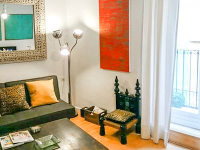 Photo for APARTMENT WITH IDEAL LOCATION CLOSE TO THE BARCELONETA WITH BALCONY FOR 4