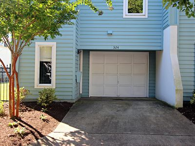 Photo for Cozy Townhome 2 blocks from the Boardwalk