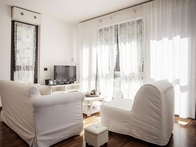 Photo for Casa Ada, romantic flat in Lecco
