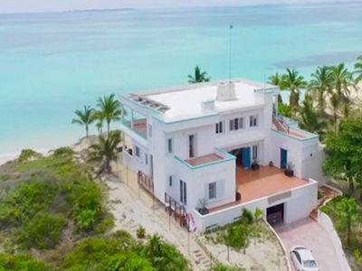 Photo for Beach Front Villa For an Unforgettable Vacation Away From Everything