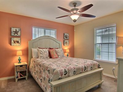 Photo for Sandy Bottoms: BRAND NEW LISTING! PRIVATE POOL! FREE GOLF CART