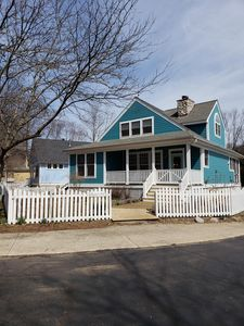 Photo for 5BR Cottage Vacation Rental in Michigan City, Indiana