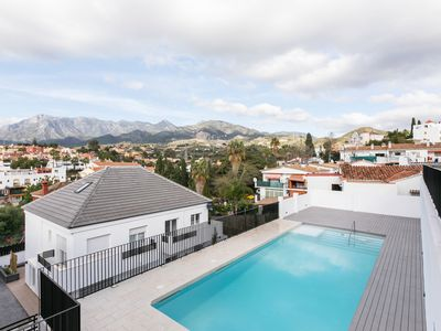 Photo for Luxurious Holiday Home in Marbella with Swimming Pool