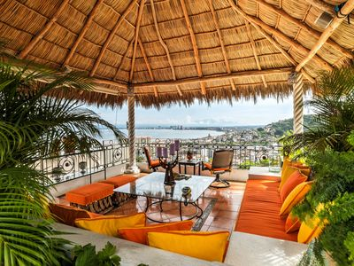 Photo for Puerto Vallarta Condo w/ Pool & Rooftop Terrace!