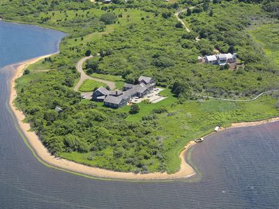 Photo for Spectacular, Private Compound - 20 Acres, 6+ Bedrooms, Guest House and Beach