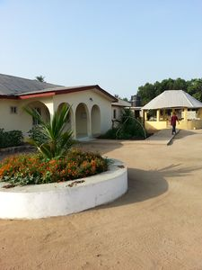 Photo for Beautiful Guest House located Near Sunny Peninsula of Waterloo, Sierra Leone