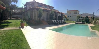 Photo for Amomos Villa with Private Pool for Luxury Vacation and Relax