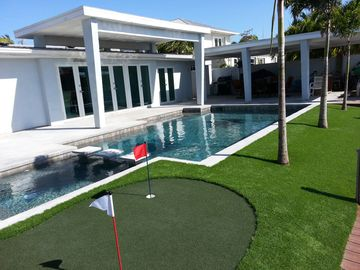 Luxury Waterfront Key West Resort Home with Pool and Jacuzzi
