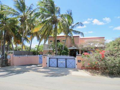 Photo for Oceanfront Villa, 2 Bedroom Suites, Private Pool Overlooking Caribbean Sea, A/C*