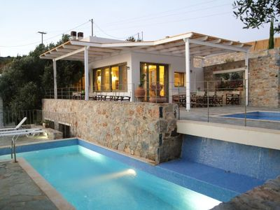 Photo for Vacation home Villa Alpha in Achlada - 3 persons, 1 bedrooms