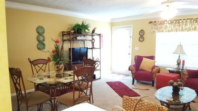Photo for Wendwood G7: Pcb Condo -Pets Welcome!