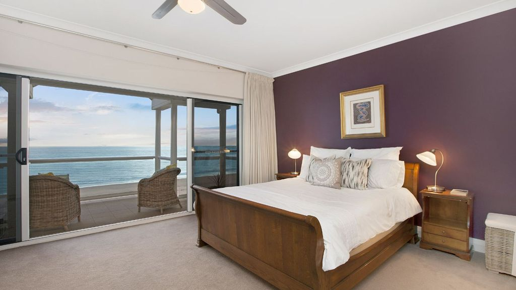 The Anchorage- sensational sea views